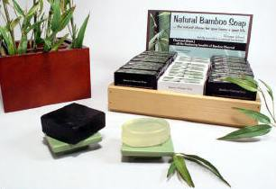 Natural Bamboo Soap
