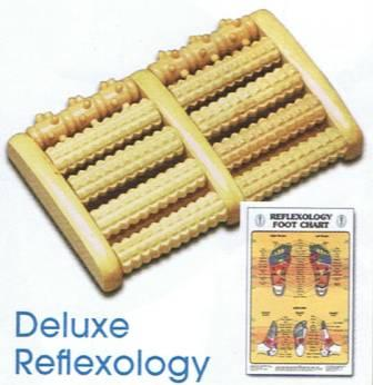 Deluxe Reflexology Foot Bed