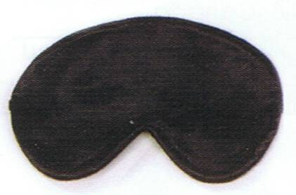 Eye Shades Black