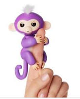 Baby Monkey Purple