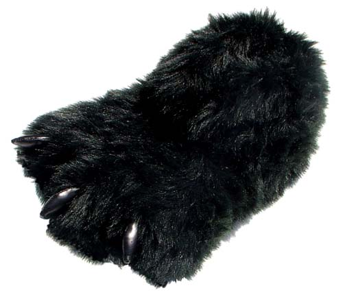Fun Feet Slippers Claw