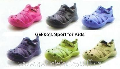 Gekkos Kids Sports Shoes