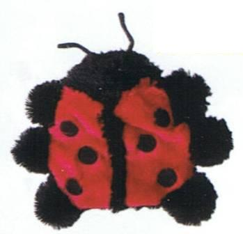 Gel Animals Lady Bug
