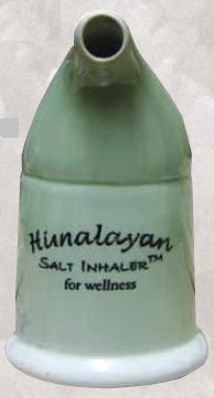 Himalayan Crystal Salt Inhaler