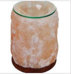 Himalayan Crystal Salt Lamo plus Oil Diffuser