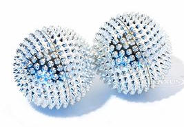 Magnetic Therapy Acu Reflex Massage Balls 3000 gauss magnets