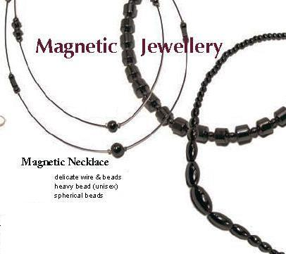 Magnetic Necklaces