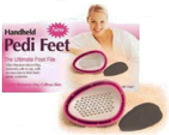 Handheld Pedi Feet Mate