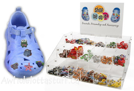 Gekko's Sport Kids Shoe Charms