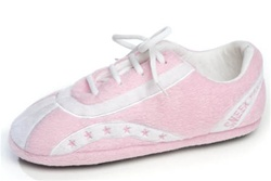 Sneak Freak Slippers Low Top Pink