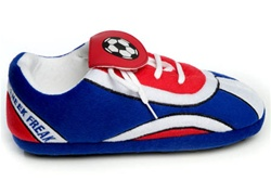 Sneak Freak Slippers Soccer USA