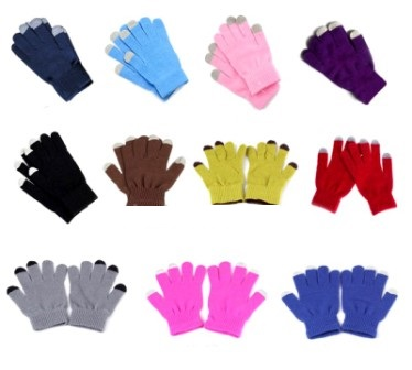 Touch Screen Texting Gloves