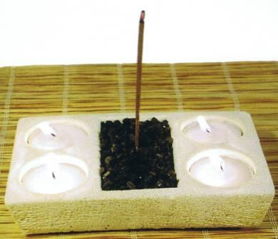 Zen Incense Holder