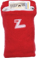 Zip it Armband Red